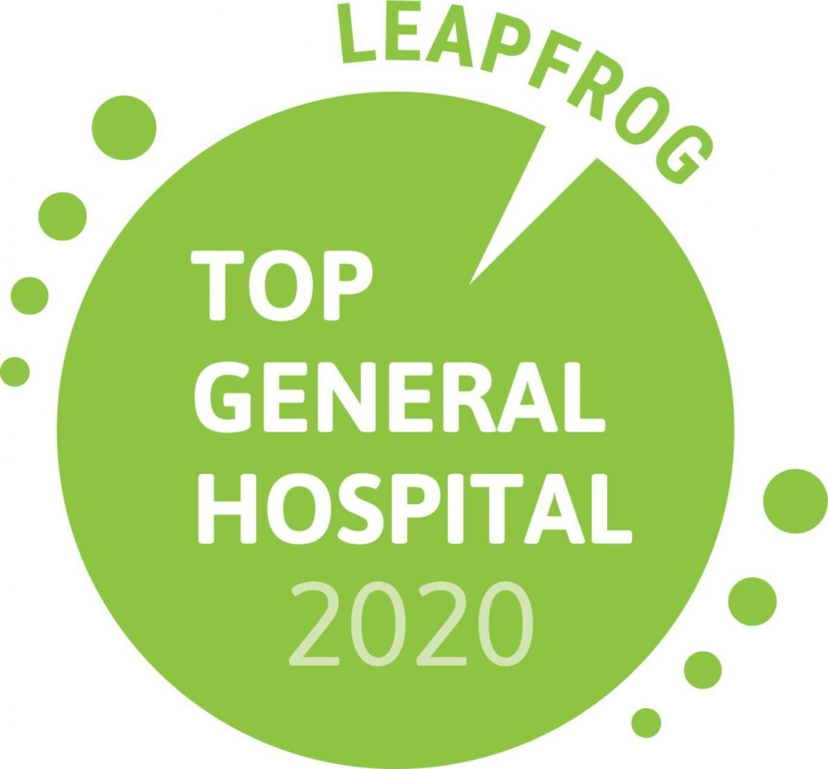Hospital general superior de Leapfrog