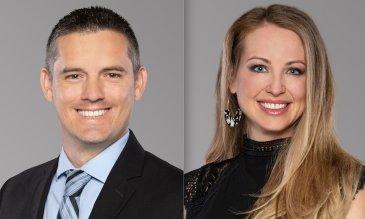 Sports Medicine Provider Josh Wood and Pulmonary Medicine Nurse Practitioner Carrie Yamamoto Join NNMG