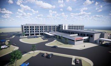 Sierra Medical Center Rendering