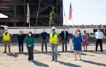 Northern Nevada Sierra Medical Center Celebrates Construction Milestone