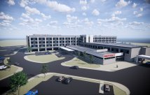 Sierra Medical Center Rendering